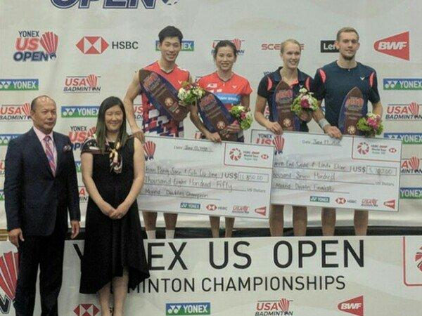 Chan Peng Soon/Goh Liu Ying Optimistis Raih Medali Emas Asian Games