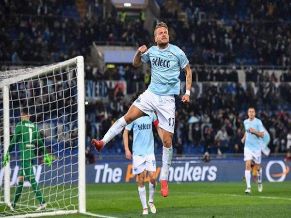 Dikaitkan dengan AC Milan dan Tottenham, Immobile Buka Suara