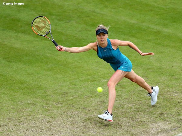 Elina Svitolina Selalu Miliki Tujuan Tertinggi Di Setiap Turnamen