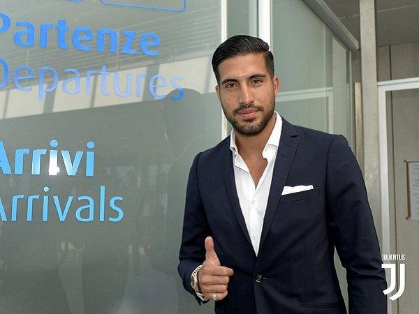 Emre Can Tiba di Juventus untuk Jalani Tes Medis