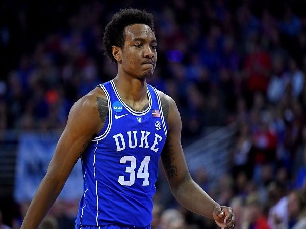Grizzlies Incar Wendell Carter di NBA Draft