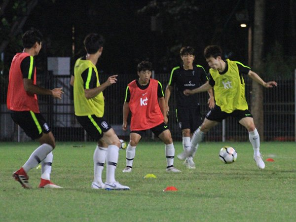 Hadapi Timnas U-23, Korsel Sertakan 3 Pemain Asal Klub Eropa