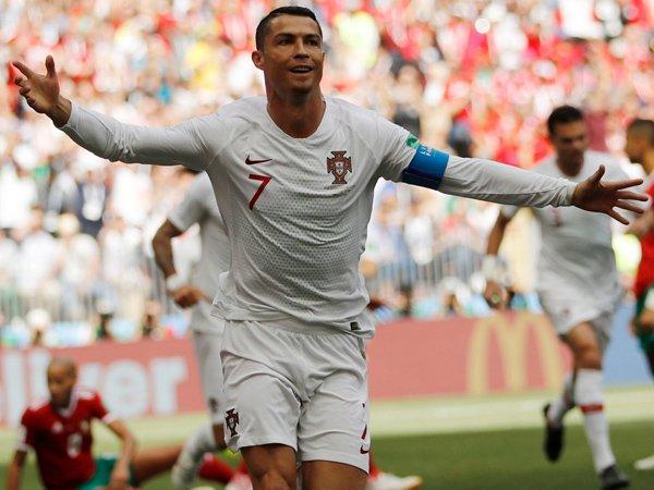 Jadi Pahlawan Kemenangan Portugal, Cristiano Ronaldo Mengaku Sangat Bangga