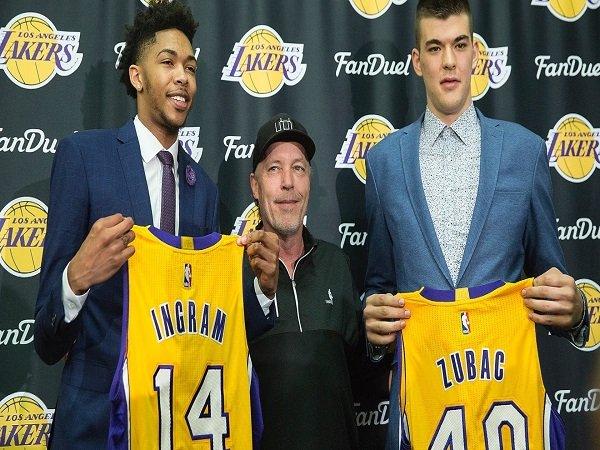 Lakers Tambah Satu Jatah Draft Pick di Ronde Dua