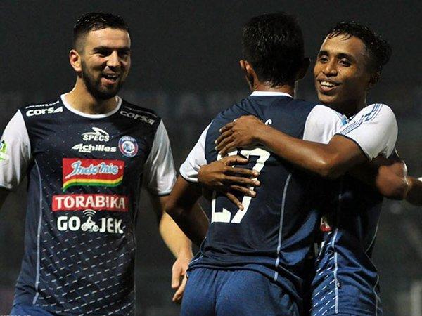 Pemain Arema FC Dinilai Mulai Paham Taktik Milan Petrovic