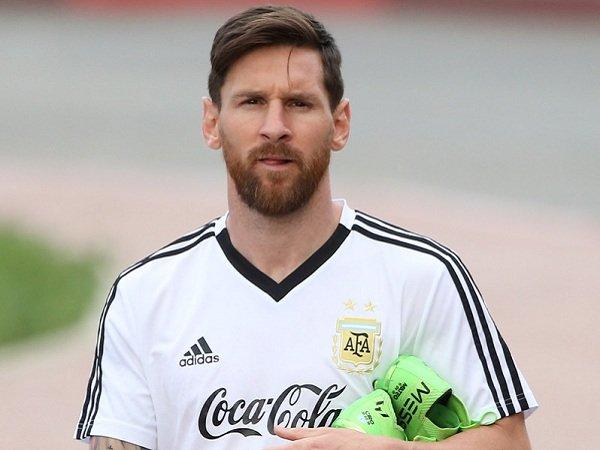 Rakitic Nantikan Perjumpaan dengan Messi di Piala Dunia