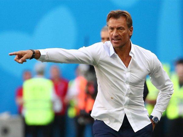 Tersingkir dari Piala Dunia 2018, Pelatih Maroko Tetap Bangga Pada Timnya