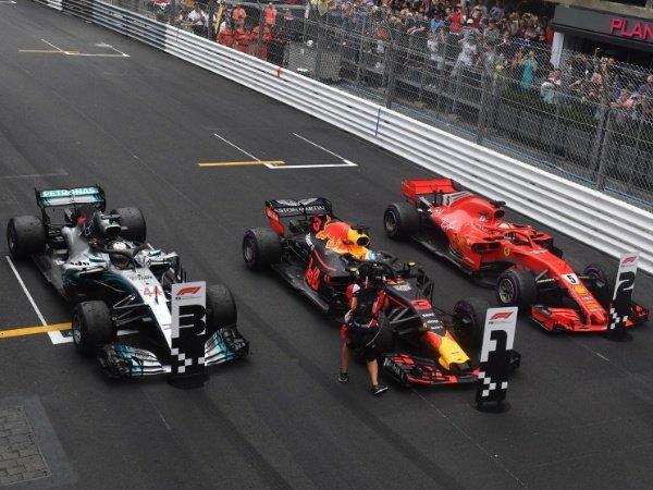 Triple Header Jadi Fokus Utama Tim F1