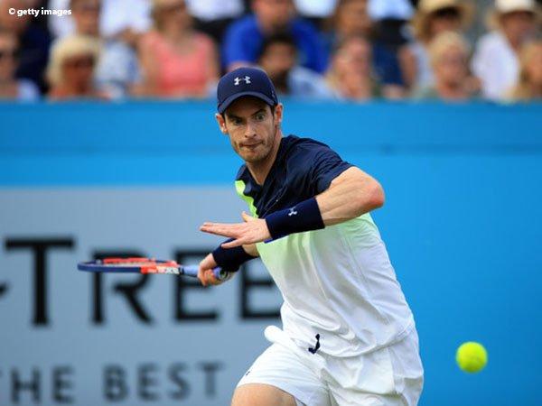 Usai Keluar Dari Queen`s Club, Andy Murray Pertimbangkan Untuk Lewatkan Wimbledon