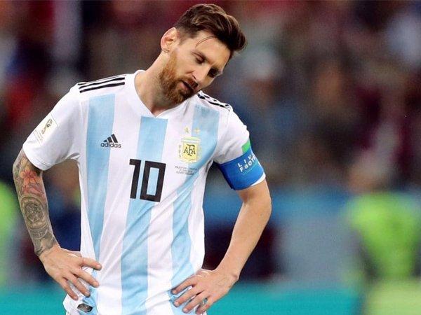 Argentina Kalah Bukan Karena Messi Bermain Buruk, Tapi Kroasia Bermain Terlalu Bagus