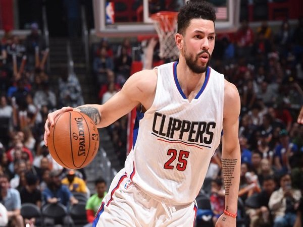 Austin Rivers Memilih Bertahan di Los Angeles Clippers