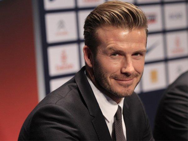 David Beckham Prediksi Inggris dan Argentina Bertemu di Final Piala Dunia 2018