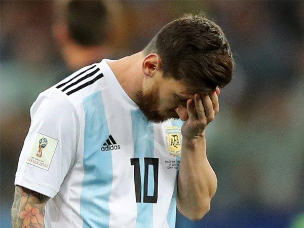 Demi Bela Lionel Messi, Jorge Sampaoli Salahkan Pemain Argentina Lainnya