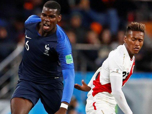 Dua Pemain Prancis ini Disebut Paul Pogba Memiliki 15 Paru-Paru