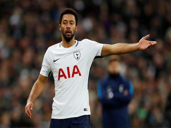Hengkang dari Tottenham, Dembele Enggan Gabung Klub Premier League