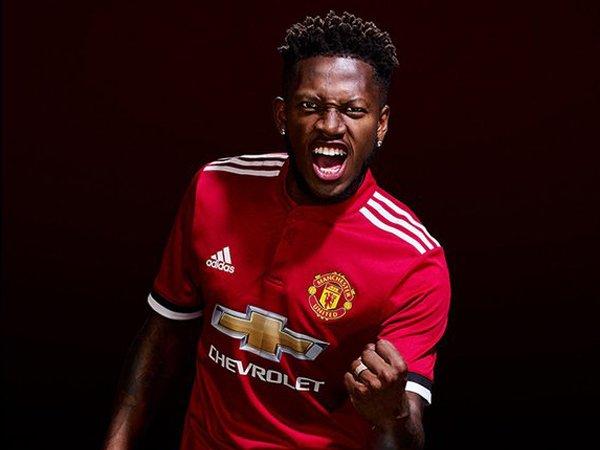 Ini Komentar Pertama Fred Setelah Resmi Berseragam Manchester United