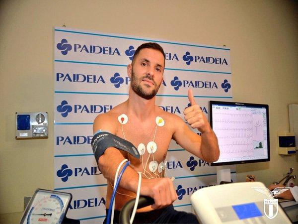 Jalani Tes Medis, Durmisi Siap Jadi Rekrutan Pertama Lazio Musim Panas ini