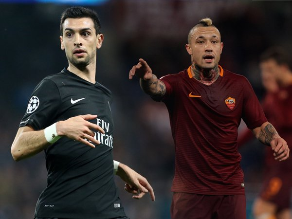 Javier Pastore Dikabarkan Akan Merapat ke AS Roma Gantikan Peran Radja Nainggolan