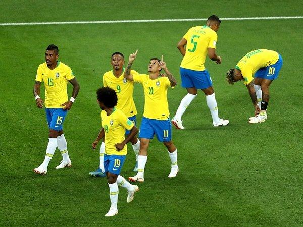 Prediksi Susunan Pemain Brasil Kontra Kosta Rika