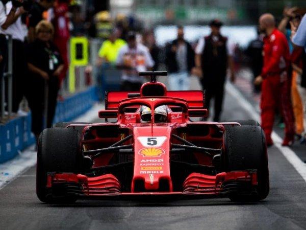 Vettel Pede Mampu Jaga Momentum di GP Perancis