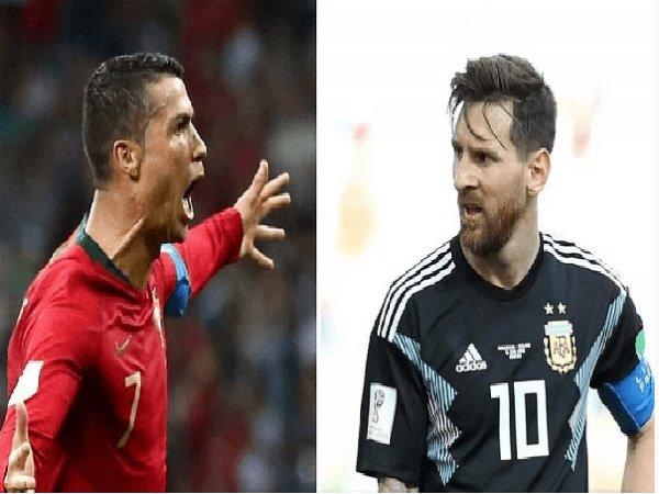 Simeone Sebut Cristiano Ronaldo Lebih Baik Dibandingkan Lionel Messi