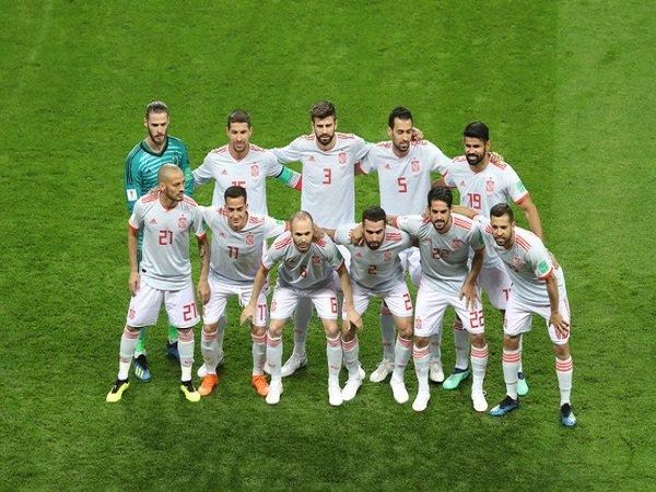 Spanyol Jadi Tim dengan Penampilan Terbaik Bagi Legenda Man United