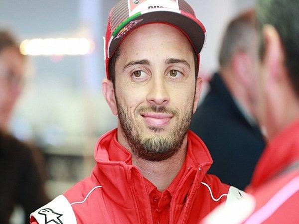 Tertinggal 49 Poin dari Marquez, Dovizioso Enggan Lempar Handuk