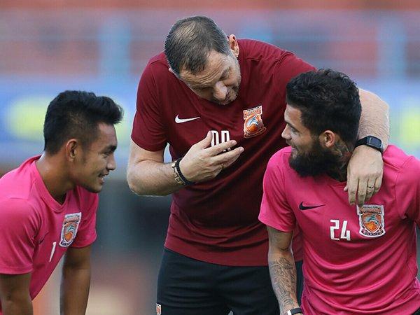 Tim Lain Coret Pemain, Borneo FC Pastikan Pemainnya Aman