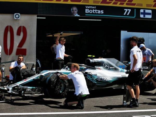 Alami Kebocoran, Valtteri Bottas Yakin Tetap Gunakan Mesin Baru di GP Perancis