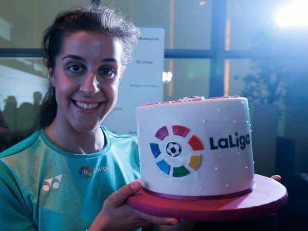 Carolina Marin Pasang Target Tinggi di Kejuaraan Dunia 2018