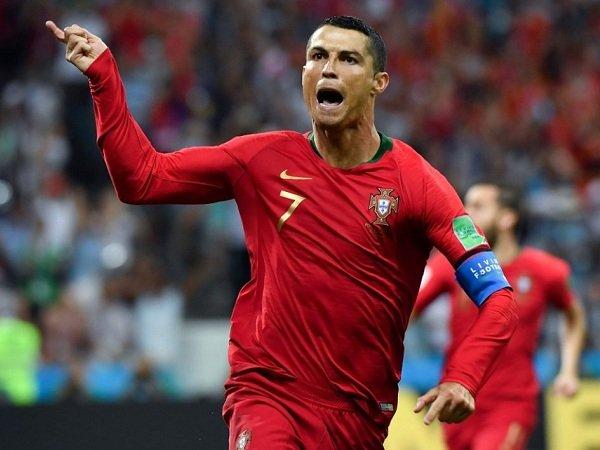 Cristiano Ronaldo Diklaim akan Tetap Menjadi yang Terbaik