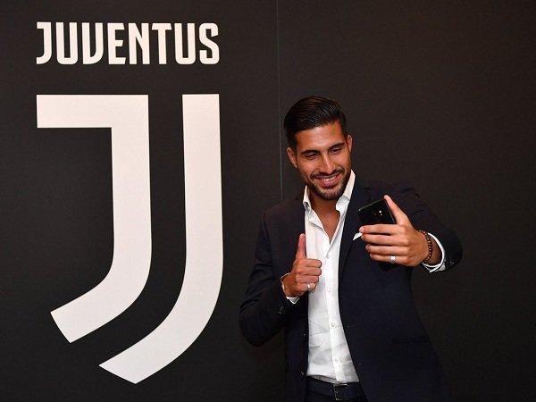 Emre Can Bikin Sami Khedira Ingin Bertahan di Juventus