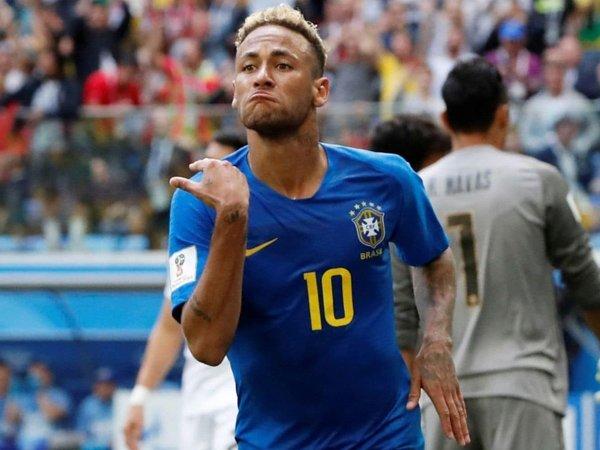 Ini Dia Alasan Dibalik Tangisan Neymar Saat Brasil Menang Atas Kosta Rika