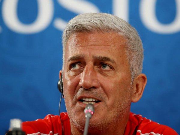 Menang Dramatis Atas Serbia, Pelatih Swiss Mengaku Sangat Tegang