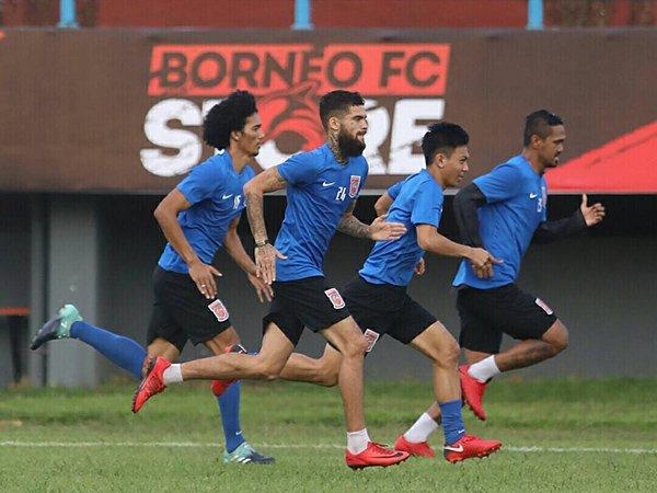 Menang Telak Saat Laga Uji Coba, Ini Kata Pelatih Borneo FC