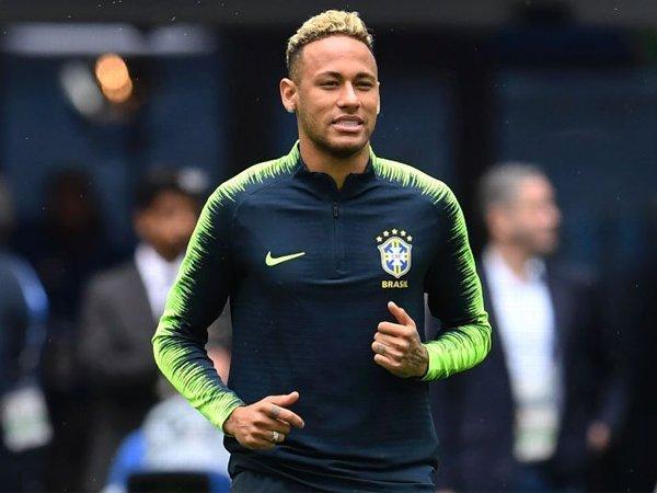 Neymar Menangis, Tite Beri Dukungannya Bagi Sang Bintang