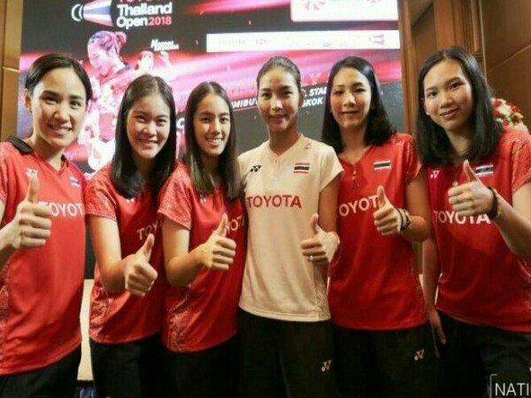 Tekad Ratchanok Intanon Pertahankan Gelar Thailand Open
