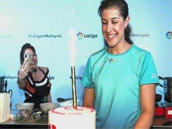 Carolina Marin Berambisi Jadi Juara Dunia Untuk Ketiga Kalinya