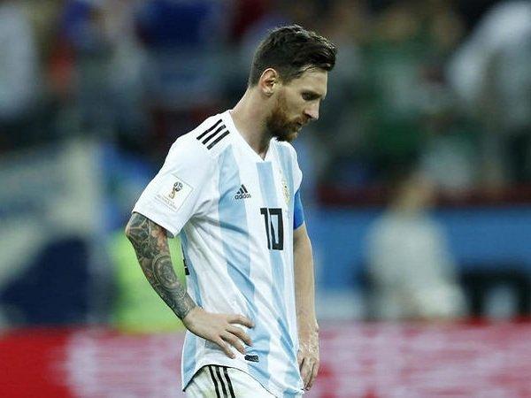 Hierro Klaim Permasalahan Argentina Adalah Tim, Bukan Messi