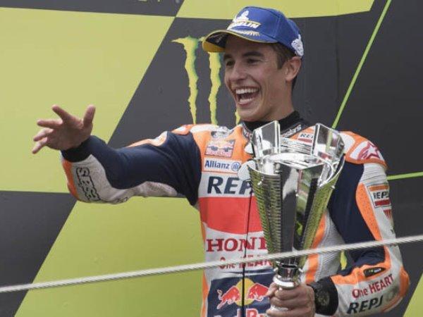 Marc Marquez Nikmati Ketatnya Persaingan MotoGP
