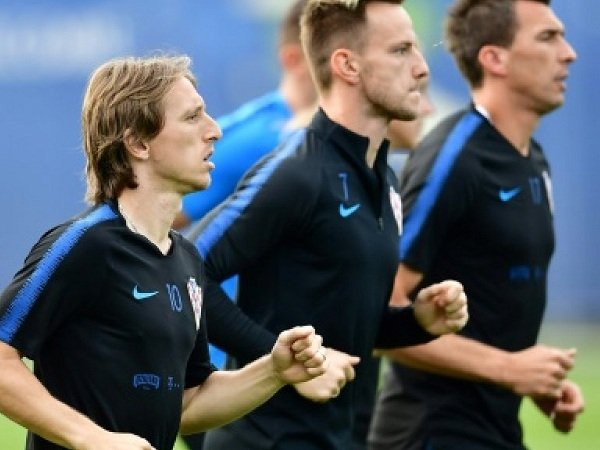 Modric dan Rakitic Diklaim Duet Lini Tengah Terbaik di Piala Dunia 2018