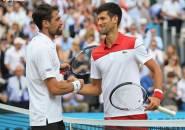 Novak Djokovic Lolos Ke Final Pertamanya Dalam Satu Musim Terakhir Di Queen`s Club
