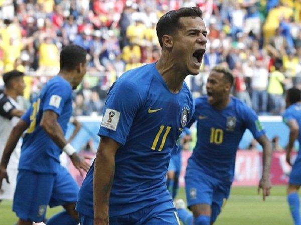 Philippe Coutinho Diklaim Selevel dengan Neymar