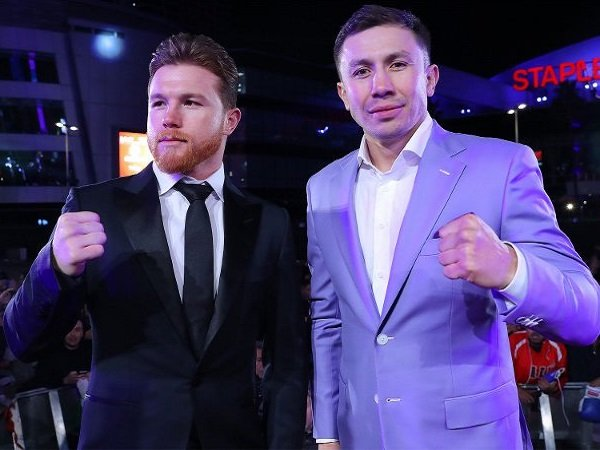 De La Hoya: Jika Canelo Pukul KO Golovkin, Dia Akan Jadi Pahlawan