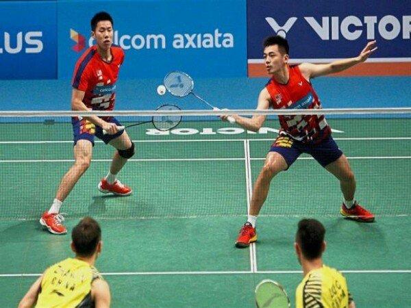 Kejutan, Goh V Shem/Tan We Kiong Tumbangkan Juara Dunia di Malaysia Open 2018
