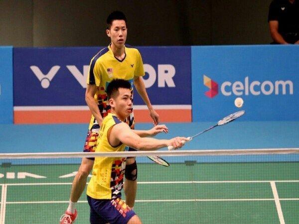 Langkah Goh V Shem/Tan We Kiong Terhenti di Babak Perempatfinal