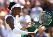Hasil Wimbledon: Venus Williams Bertahan Usai Lewati Laga Tiga Set