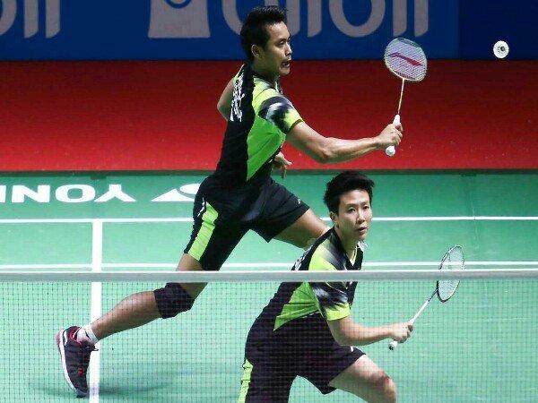 Tontowi/Liliyana Sukses Lewati Laga Pertama Indonesia Open 2018