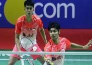 Berry/Hardi Ditaklukkan Pasangan Taiwan di Babak Perempatfinal