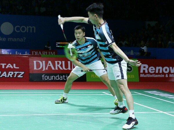 Indonesia Loloskan Delapan Wakil ke Babak Perempatfinal Indonesia Open 2018
